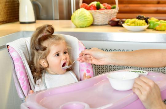 Aliments : comment aider les enfant à diversifier leurs goûts