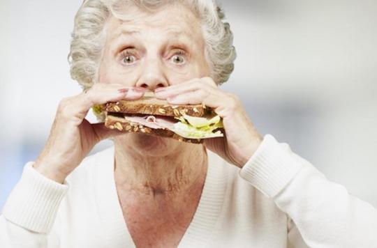 Maison de retraite : mettre fin à l'alimentation en bouillie