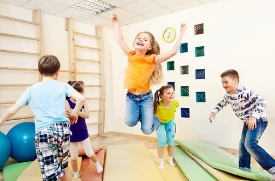 Education : l'activité physique améliore les performances scolaires
