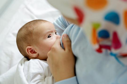 Allaitement : des bénéfices pour les enfants de mères obèses