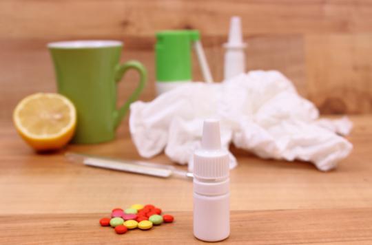 Fin de l'épidémie de grippe : un nombre de décès en forte croissance