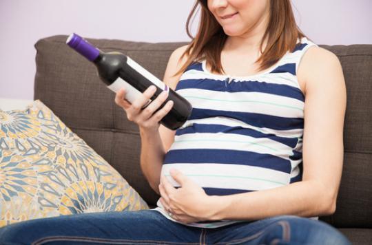Femme enceinte : la filière viticole opposée à un projet d'étiquetage