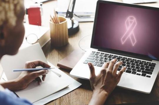 Cancer du sein : l'incroyable outil numérique qui permet aux patientes de s'informer