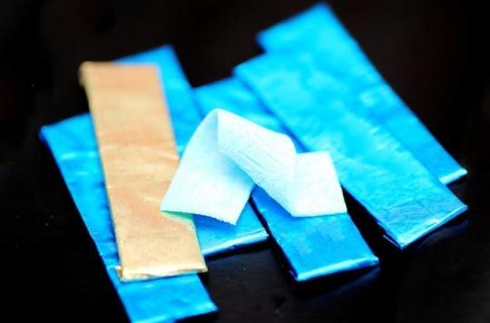 Implants dentaires : un chewing-gum pour dépister l'inflammation