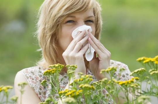 Allergies : la France vire au rouge