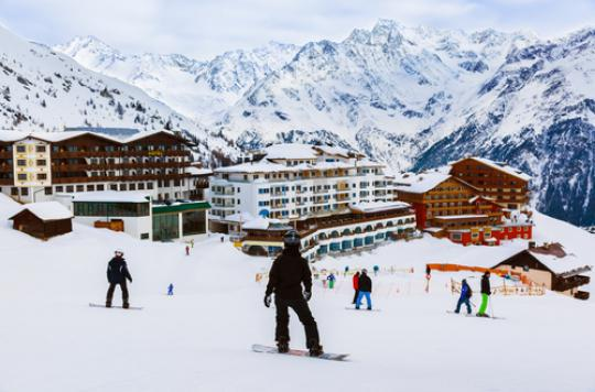 Ski : le gouvernement lance une campagne de prévention