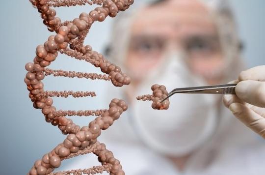 CRISPR-Cas9 : 1 500 mutations inattendues observées