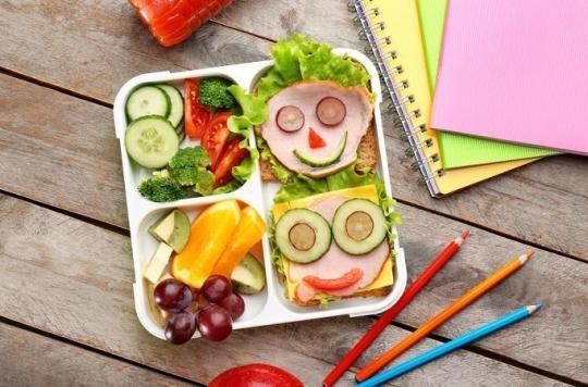 Cantines scolaires : et si on y mangeait moins de viande ?