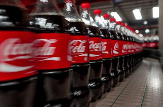 Boissons sucrées : Coca-Cola poursuivi pour avoir menti à la population