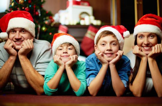 Père Noël : mentir aux enfants nuit à la confiance envers les parents