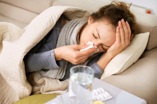 La vague de froid relance la grippe