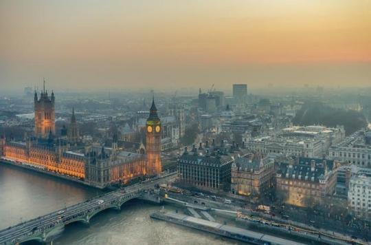 La pollution ruine les efforts des londoniens pour rester en forme