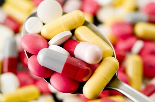 Les antibiotiques, ça reste trop automatique
