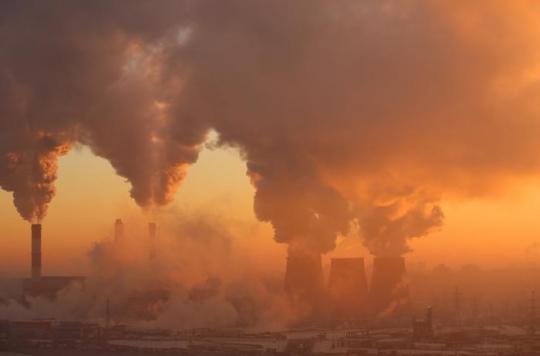 La pollution aux grosses particules provoque l'asthme chez les enfants