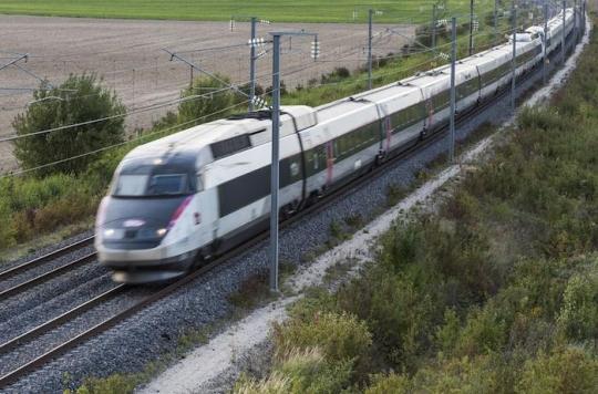 Une passagère d'un TGV hospitalisée en urgence à Auxerre pour méningite fulminante