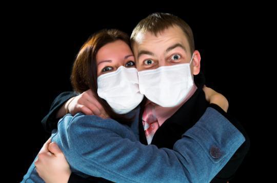 Grippe : la France est sortie de l'épidémie