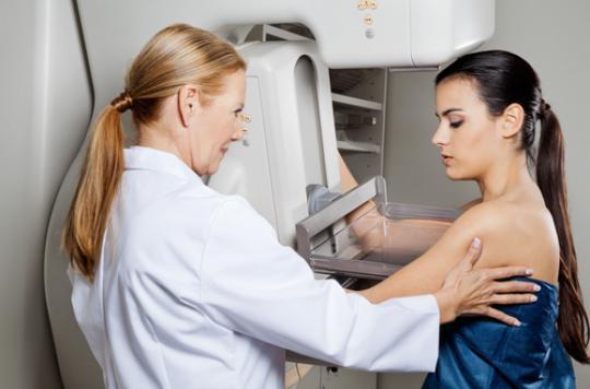 Cancer du sein : une protéine pour repérer les femmes à risque