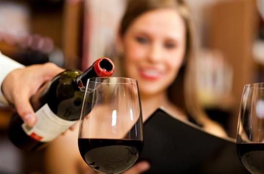 Le vin serait bon pour les dents