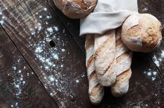 Pâtes oui… mais n'oublions pas le pain !