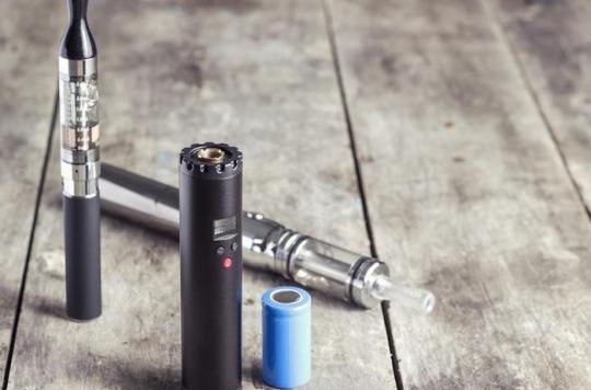 La e-cigarette ne séduit pas les non-fumeurs