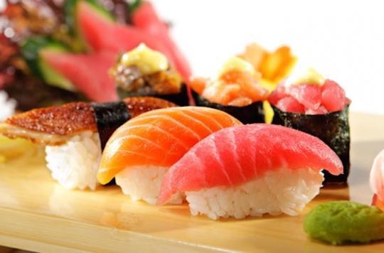 Sushi : des risques sous-estimés de parasitose