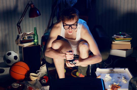 Jeux vidéos : 7 joueurs sur 10 dorment mal