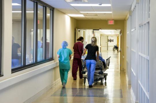 Hôpital : la qualité des soins en tête des préoccupations