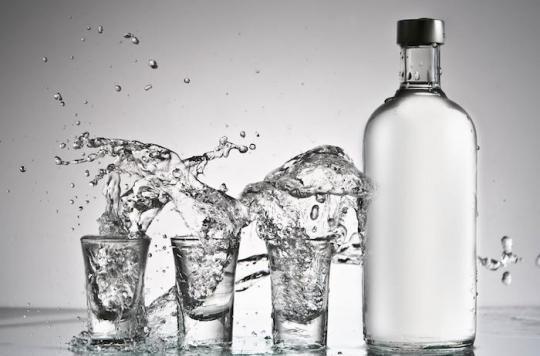 Les Russes boivent désormais moins d'alcool que les Français. Merci Poutine