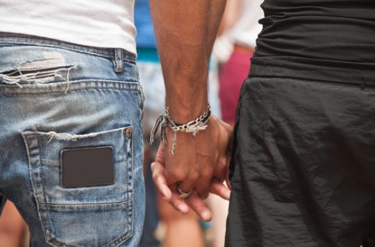 Mariage pour tous : moins de suicides parmi les jeunes homosexuels