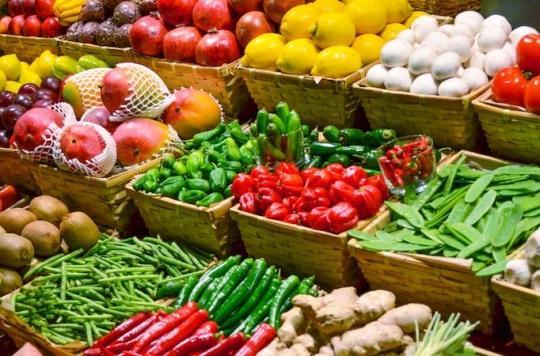 Fruits et légumes : un bénéfice pour les artères