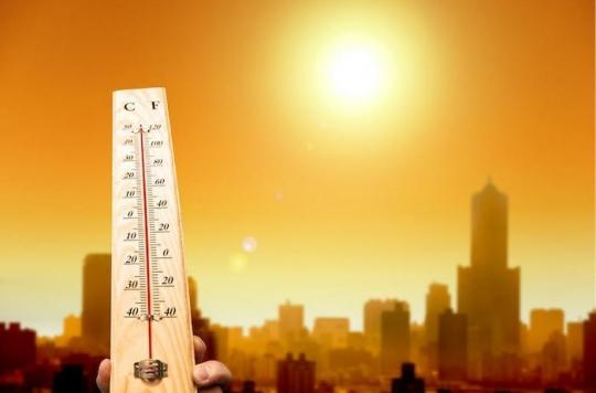 Canicule : huit départements en alerte orange