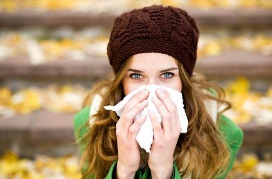 La grippe est plus contagieuse qu'on ne le pense : le virus est en suspension dans l'air expiré