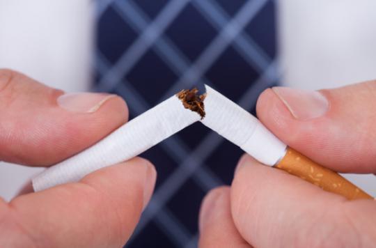 Moi(s) sans tabac : un fumeur sur quatre prêt à arrêter