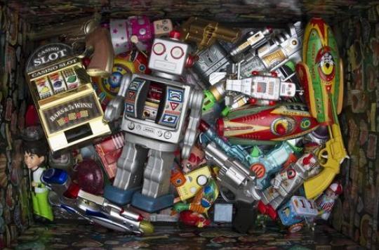 Attention, donner nos vieux jouets aux enfants peut être dangereux