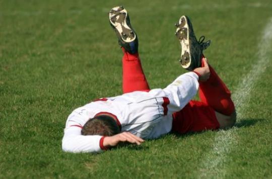 Football : un programme d'échauffement pour éviter les blessures sur le terrain