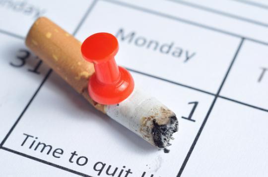 Moi(s) sans tabac : J+4 : j'ai (presque) changé de bord