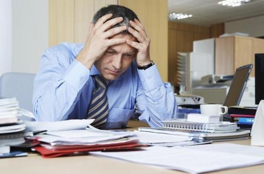 Risques psychosociaux: une entreprise sur deux a réalisé le diagnostic