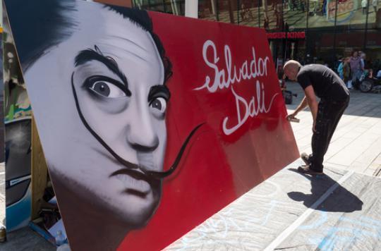 Parkinson : des signes précoces découverts dans les toiles de Dali