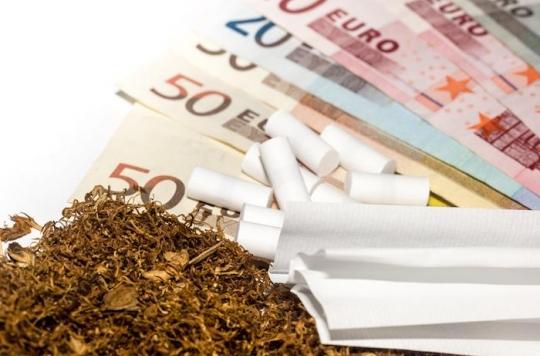 Prix du tabac : \