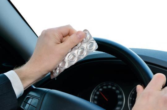 Sécurité routière : les pictogrammes sur les médicaments n'ont pas d'effet