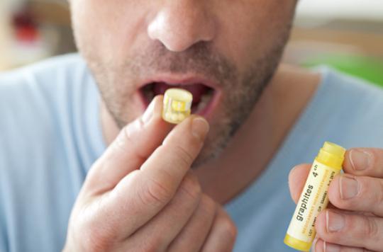 Homéopathie : les États-Unis traquent les publicités mensongères