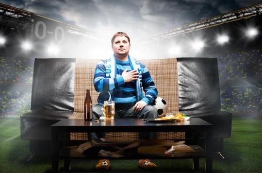 Sport : regarder un match induit un stress cardiaque
