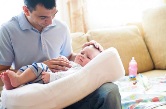 Grossesse : les pères souffrent aussi de dépression