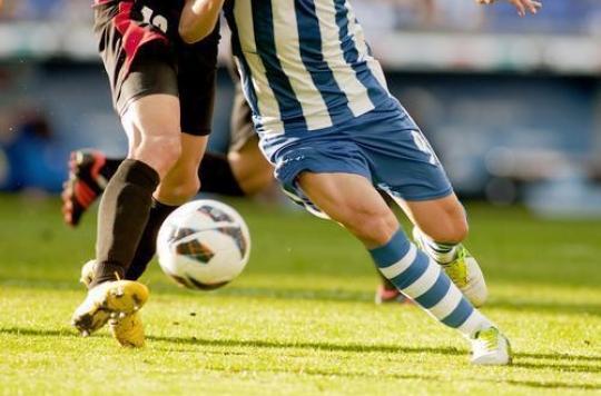 Le  monde du football ne peut pas échapper au dopage