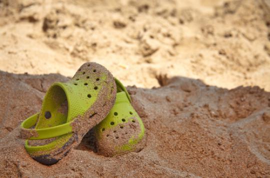 Crocs : à porter avec modération !