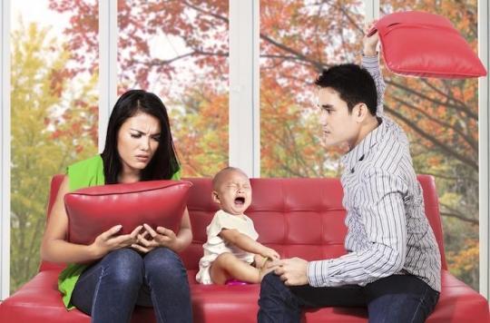 La dépression post-partum touche aussi les hommes