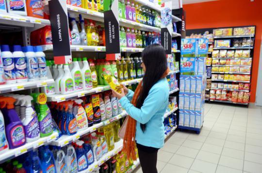 Détergents : 21 produits nocifs pour notre santé