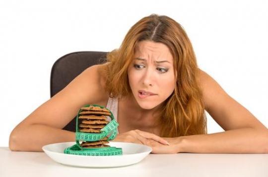 A craindre quand vous arrêtez le sucre: l'hypoglycémie