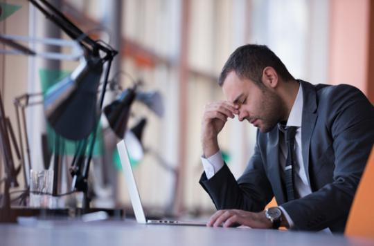Travail : un stress qui pèse sur la santé et l'économie