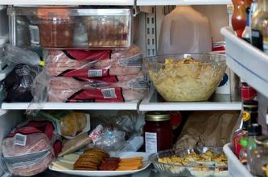 Une bonne alimentation commence par un réfrigérateur propre et entretenu. Sinon gare à la  gastro!